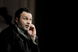 Mark Driscoll – 20/20 Collegiate Conference 2009 – Session 3