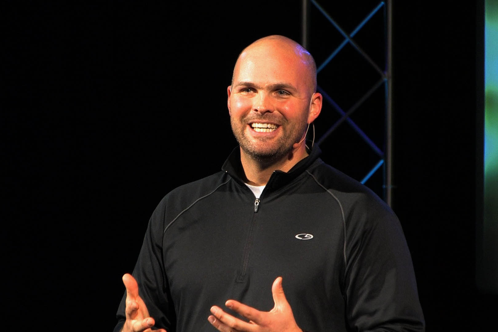 Clayton King – 20/20 Collegiate Conference 2010 – Session 5