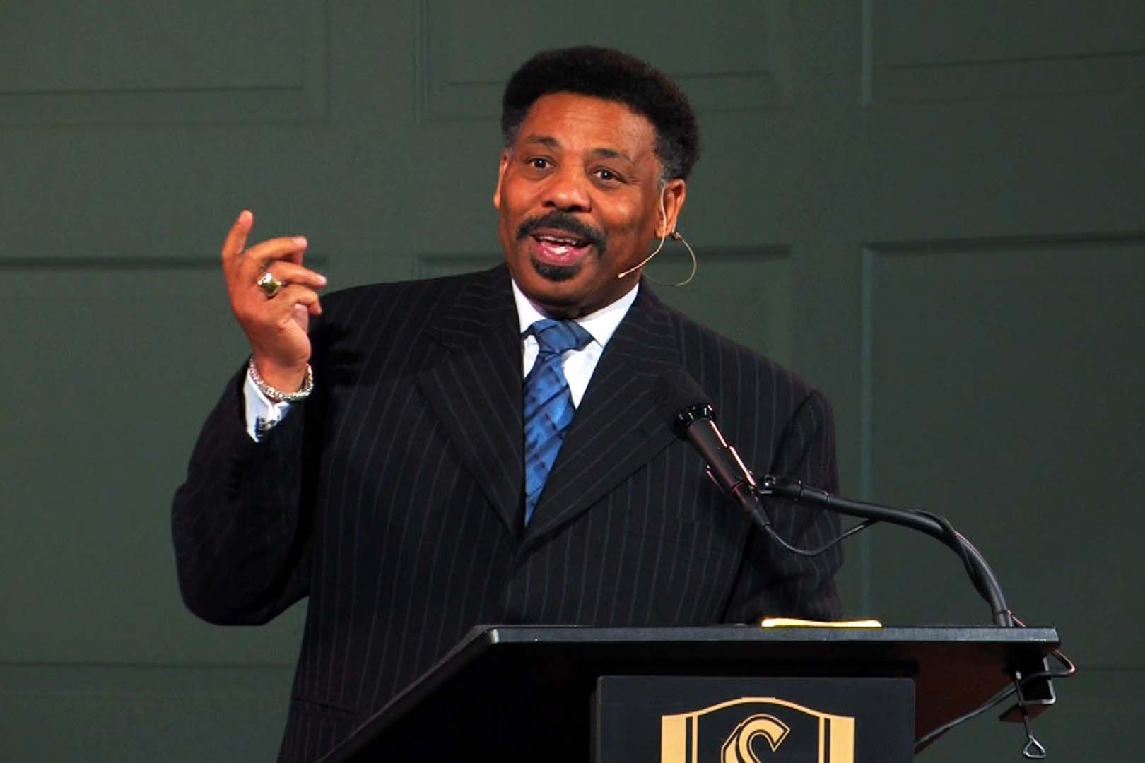 Tony Evans – Fulfilling God's Purpose – Acts 13:36