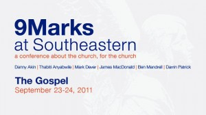 9Marks at Southeastern 2011
