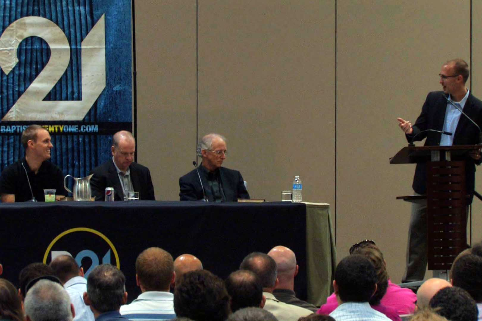 B21 Panel – 2011 SBC Annual Meeting