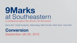 9Marks at Southeastern 2012 – Mark Dever