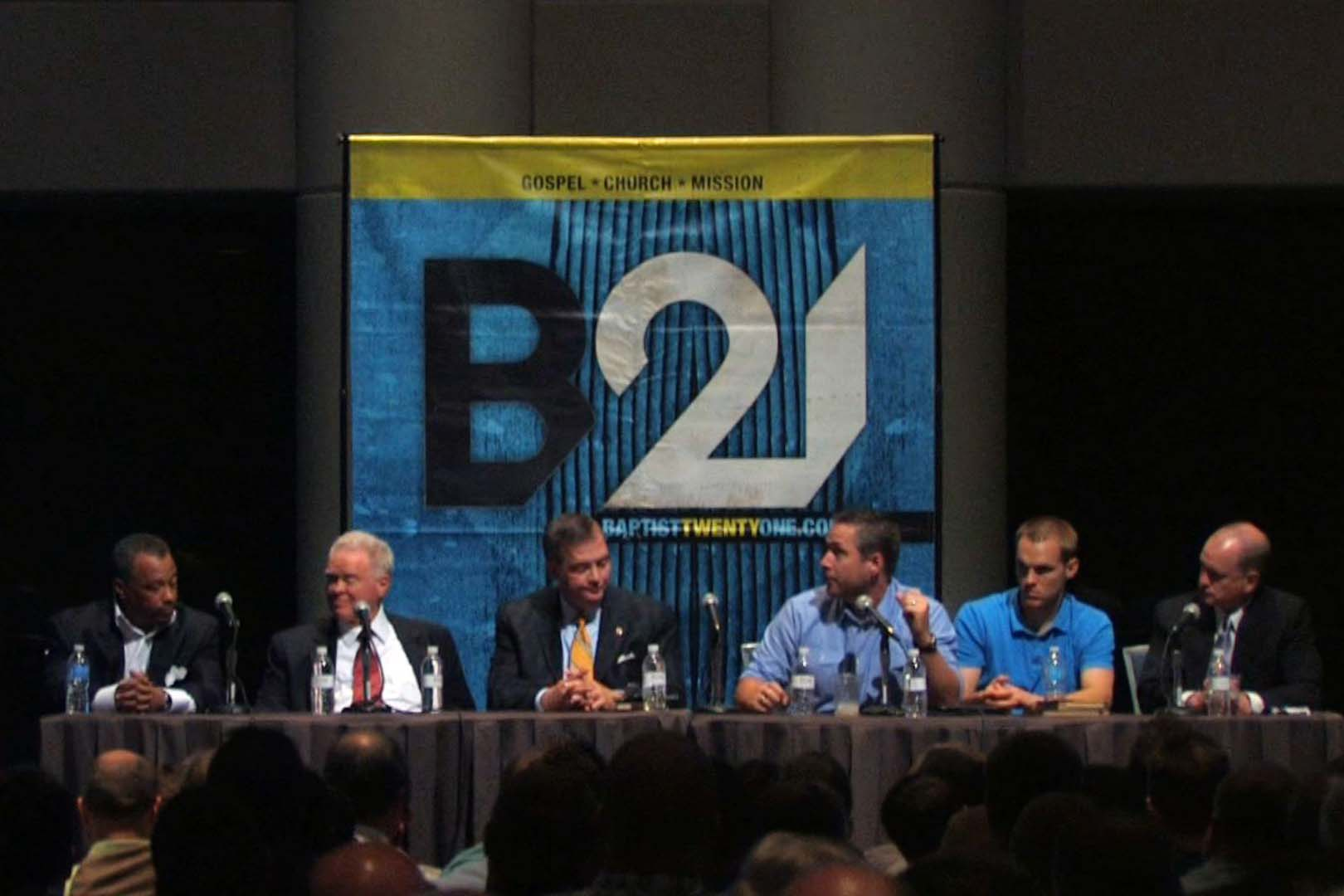 Baptist 21 Panel Luncheon – 2012 SBC Annual Meeting