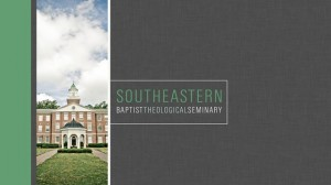 John Cochran – Seminary View Book