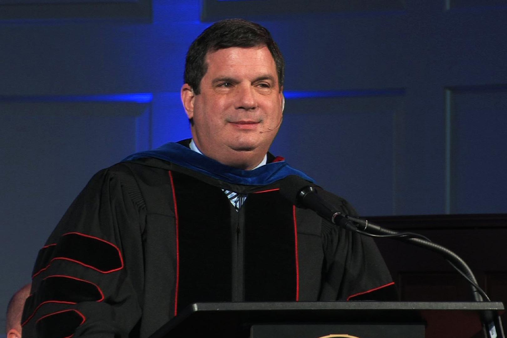 Thom Rainer – Seminary Commencement – Spring 2013