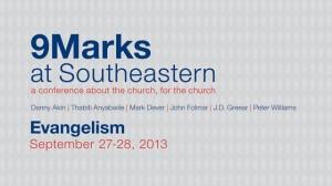 9Marks at Southeastern – Evangelism