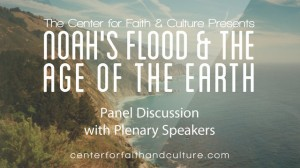 Noah's Flood and the Age of the Earth – Panel Discussion