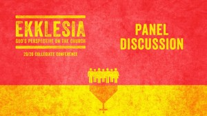 Panel Discussion – 20/20 Collegiate Conference 2014
