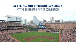 SEBTS Alumni & Friends Luncheon – 2014 SBC Annual Meeting
