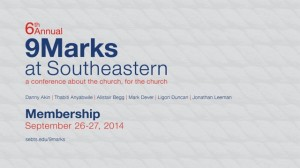 9Marks at Southeastern – Membership