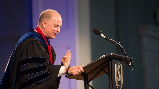 Convocation – Fall 2014