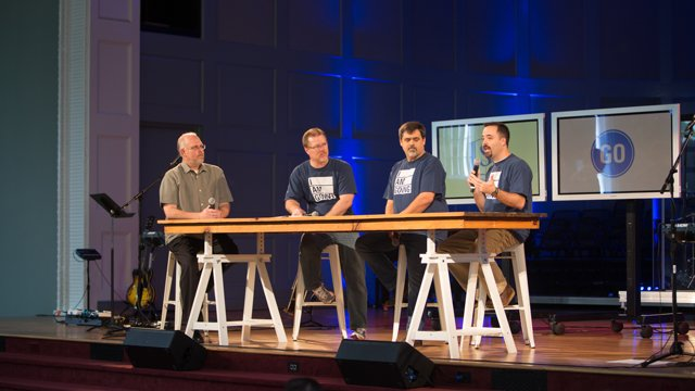 Missions Gathering Roundtable – 2014
