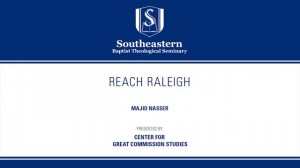 Reach Raleigh – Refugee Testimony