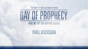 Day of Prophecy – Panel Discussion
