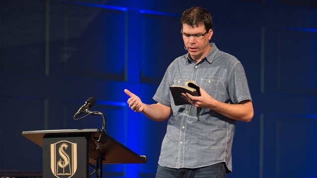 Micah Fries – Exiles for Christ in a Lost World – Jeremiah 29:4-14