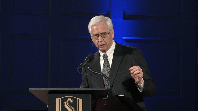 Daniel Block – A Theology of Worship – Adams Lecture Series