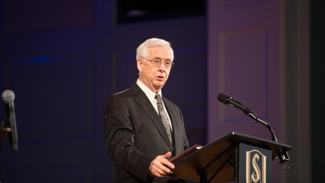 Daniel Block – A Call for True & Transforming Worship – Adams Lecture Series