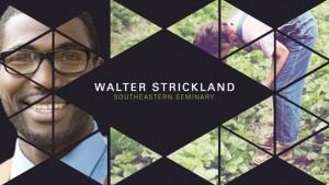 Walter Strickland – Wisdom Forum 2015