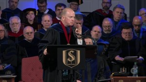 Danny Akin – Spring 2015 Commencement Address