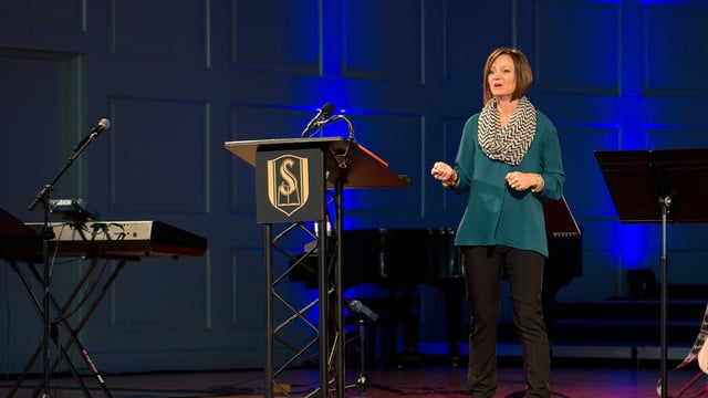 Lara Williams – We Have Not Inherited a Spirit of Fear – 1 Samuel 17:1-11