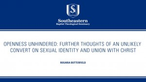 Openness Unhindered: Further Thoughts of an Unlikely Convert