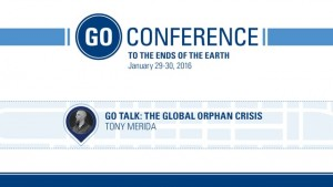 Tony Merida – Go Conference – Go Talk 1
