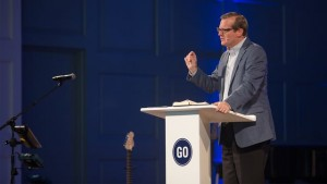 Philip Ryken – Ezra Enrolls at SEBTS – Ezra 7:1-10