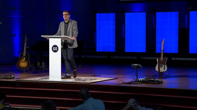 Michael Cosper – Finding Yourself in a Place of Suffering – Job 14:1-15