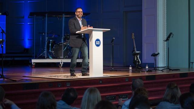 Jose Abella – Consider the Majesty of Jesus – Mark 4:35-41