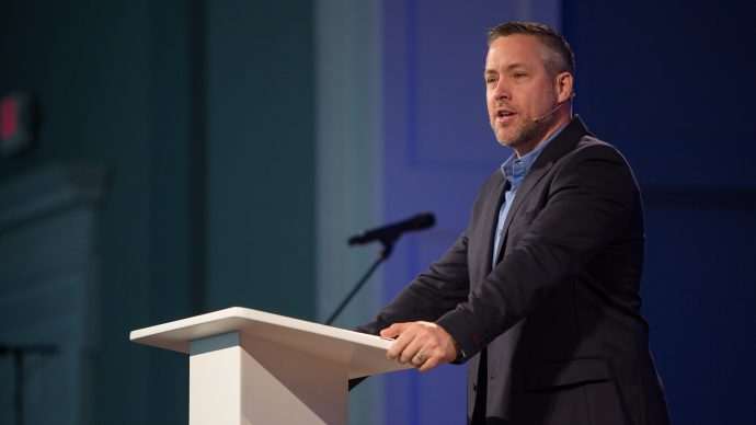 J.D. Greear – Fearing Jesus Leads to Trusting Jesus – Mark 4:35-41