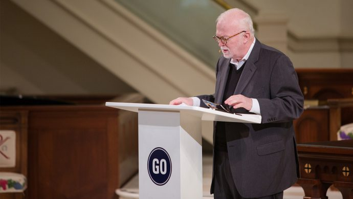 Timothy George – What Did The Reformers Think They Were Doing?