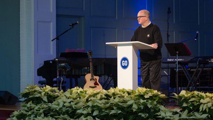 Danny Akin – The Six Movements of Christmas – Luke 2:1-20
