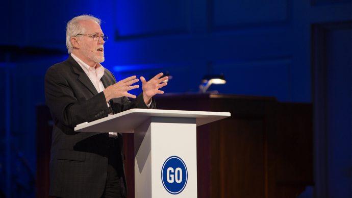 Chip McDaniel – The Creator-Redeemer Motif in Scripture