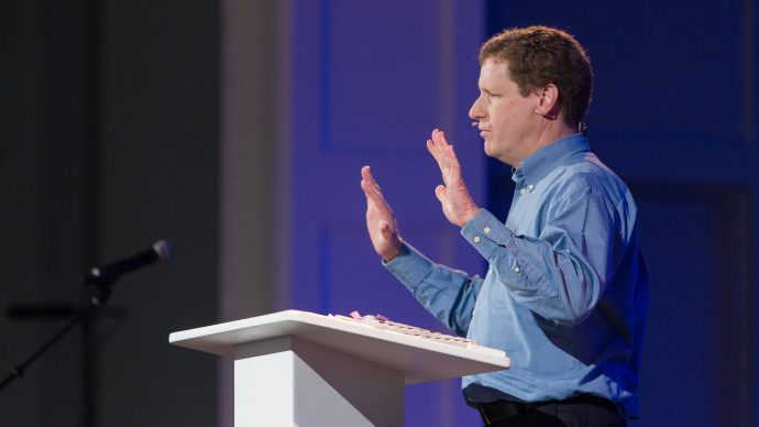 Andy Davis – The Rare Jewel of Christian Contentment- Philippians 4:10-13