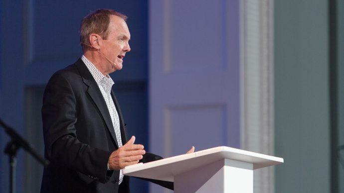 James Merritt – Joined at The Hip – John 1:14-18