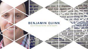 Benjamin Quinn – Wisdom Forum 2018 – Wisdom