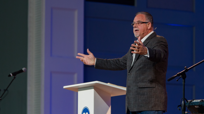 Tim Patterson – Big Problems Can Have Small Beginnings – Philippians 4:1-3