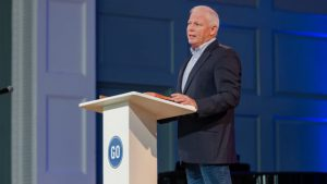 Gordon Fort – The Role of Strategic Intercession in accomplishing the Great Commission – James 5:16