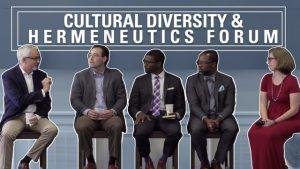 Cultural Diversity & Hermeneutics Panel | PhD