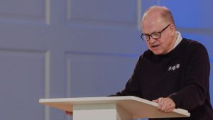 Danny Akin – An Unexpected Messenger with an Unbelievable Message – Luke 1:26-38