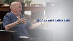 SBC Q&A With Danny Akin