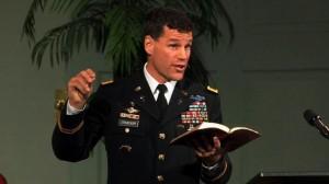Major Jeff Struecker – Taking On God-Sized Risks – Joshua 14:6-15