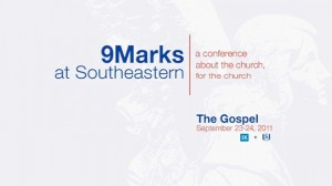 9Marks at Southeastern 2011 – Danny Akin