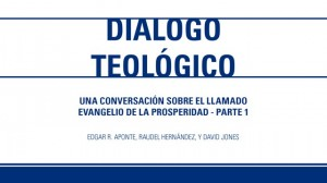 Dialogo Teologico – Parte 1