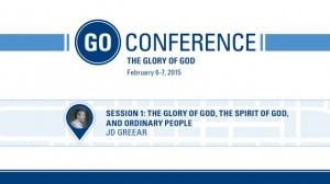 JD Greear – GO Conference 2015 – Session 1