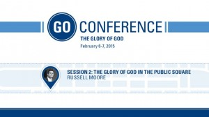 Russell Moore – GO Conference 2015 – Session 2