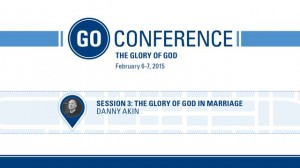 Danny Akin – GO Conference 2015 – Session 3