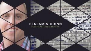 Benjamin Quinn – Wisdom Forum 2015