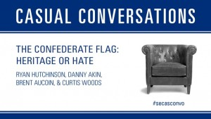 Casual Conversations: Confederate Flag: Heritage or Hate