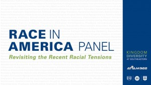 Race In America Panel – Discussion